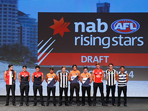 NAB AFL Draft