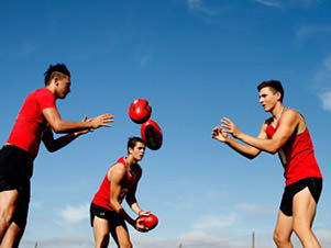 NAB AFL National Academy